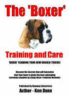 Cover for 'The 'Boxer' Training and Care'