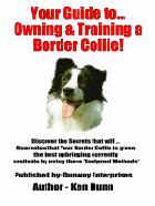 Cover for 'Your Guide To Owning and Training a Border Collie'